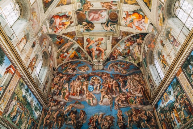 Sistine Chapel, Vatican | The World's Most Beautiful Ceilings | Brain Berries