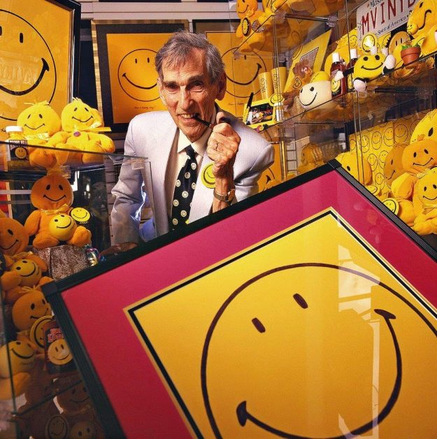 Smiley Face | 10 Simple Product Ideas that Made their Creators Millionaires | Brain Berries