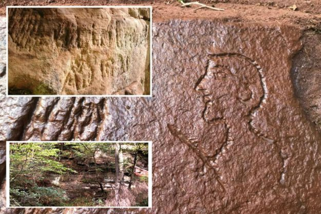 The Written Rock Of Gelt | 6 Strangest Archaeological Discoveries | BrainBerries