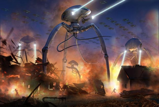 Alien Invasion | 6 Apocalyptic Scenarios That Could (But Hopefully Won't) Happen Today | Brain Berries