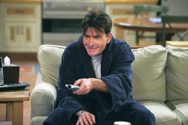 Charlie Sheen (Two and a Half Men) | 7 Actors Who Had Ridiculous Reasons For Quitting A Role | Brain Berries