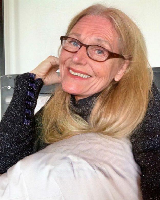 Кристина Асмус | Знаменитости «стареют» с помощью приложения FaceApp | Brain Berries