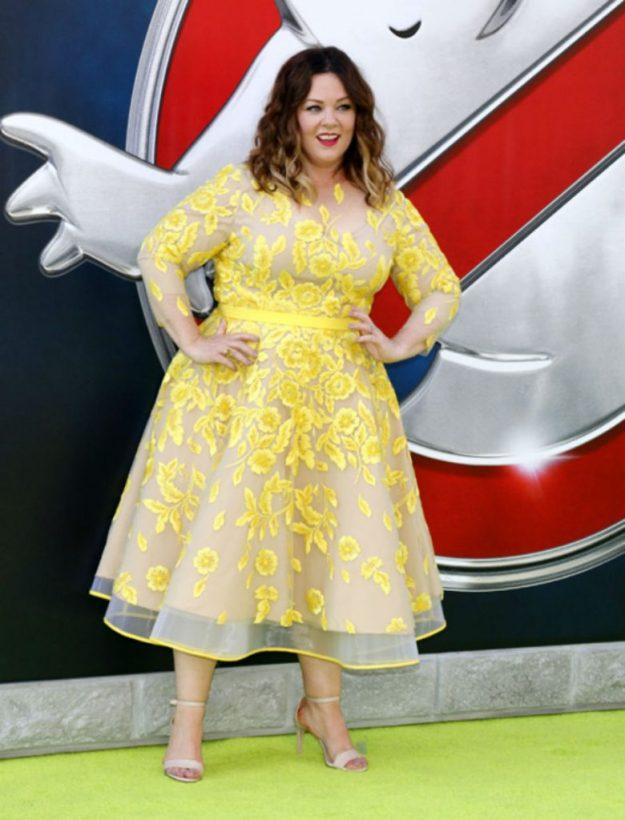 Мелисса Маккарти   Самые успешные толстушки в шоу-бизнесе   Brain Berries