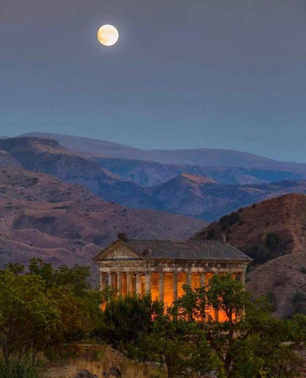 Гарни, Армения   10 красивейших мест в Европе, о которых почти ничего не знают туристы   Brain Berries