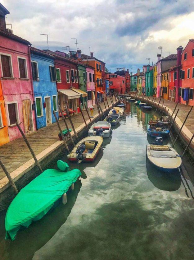 Мурано, Италия   10 красивейших мест в Европе, о которых почти ничего не знают туристы   Brain Berries