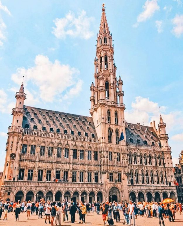 Брюссель, Бельгия   10 красивейших мест в Европе, о которых почти ничего не знают туристы   Brain Berries