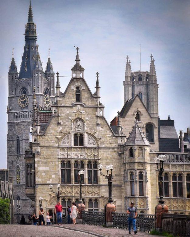 Гент, Бельгия   10 красивейших мест в Европе, о которых почти ничего не знают туристы   Brain Berries