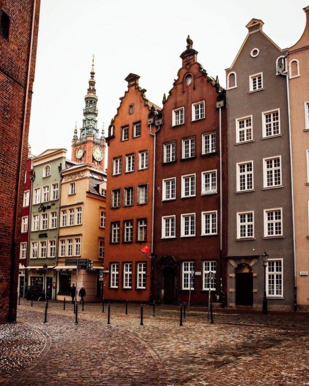 Гданьск, Польша   10 красивейших мест в Европе, о которых почти ничего не знают туристы   Brain Berries