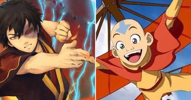 Aang & Zuko | Top 10 Enemies Turned Friends in TV | Brain Berries