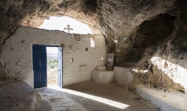 Agioi Saranta, Protaras, Cyprus   17 Astonishingly Beautiful Cave Churches Around The World   Brain Berries