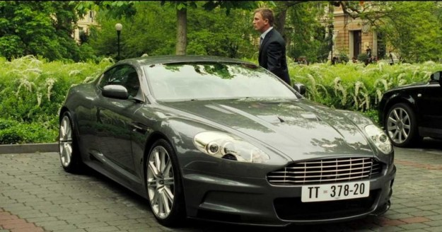 Aston Martin DB5 V12  | The 6 Best Supercars In Movies | Brain Berries