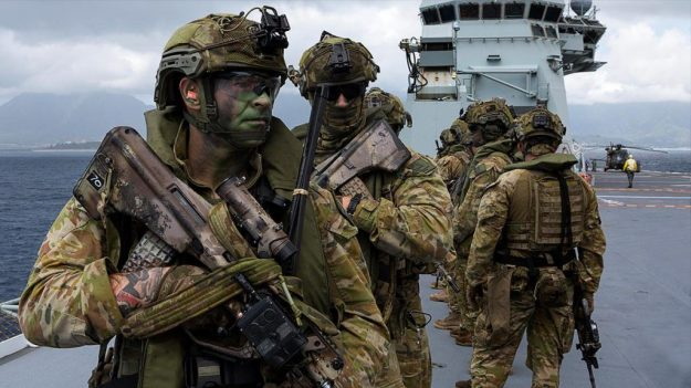 Australia   Top 10 Nations that are Most Difficult to Invade   Brain Berries
