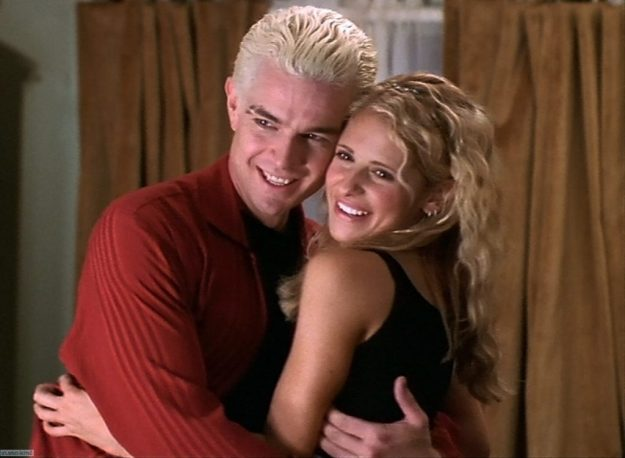 Buffy & Spike | Top 10 Enemies Turned Friends in TV | Brain Berries