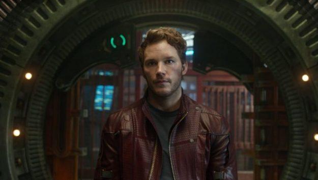Chris Pratt (Star Lord)   Superhero Castings That People Hated But Were Amazing   Brain Berries