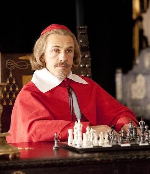 The Three Musketeers Christoph-Waltz | 12 Actors Who Always Play Villains |  Brain Berries