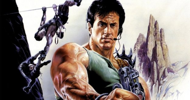 Cliffhanger | Top 8 Most Fun Sylvester Stallone Movies | Brain Berries