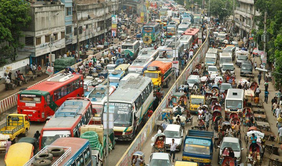 دكا ، بنجلاديش    أكبر 10 مدن في العالم    التوت الدماغ