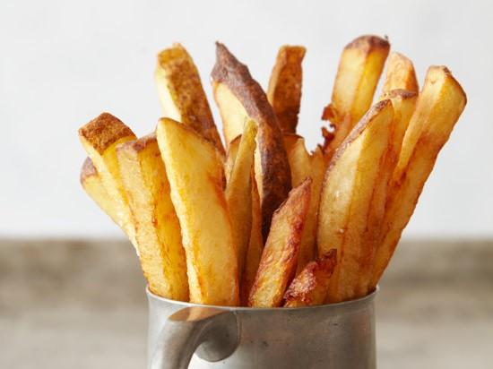 بطاطس مقلية |  أشهى الأطعمة في العالم |  التوت الدماغ