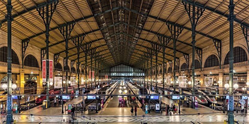 جار دو نور ، باريس من الداخل    سبع محطات قطارات شهيرة في العالم    التوت الدماغ