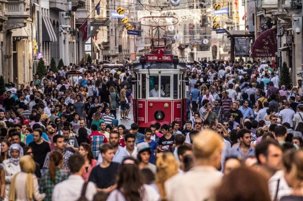 Istanbul, Turkey | 10 Largest Cities in the World | Brain Berries