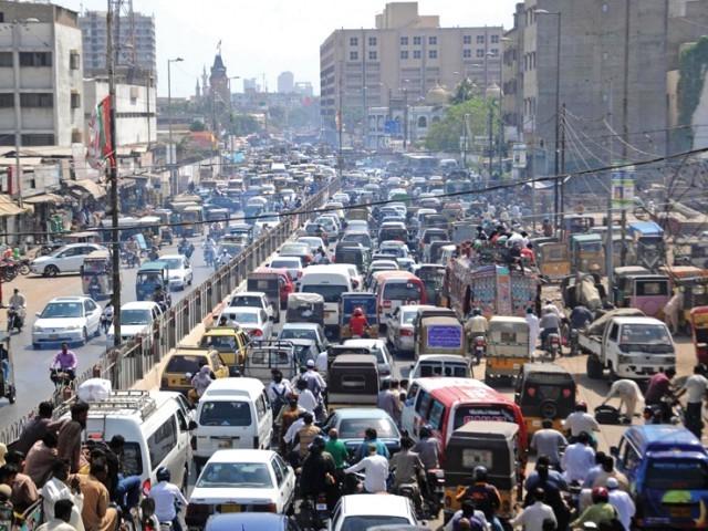 كراتشي ، باكستان    أكبر 10 مدن في العالم    التوت الدماغ