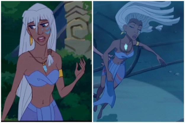 Kida, Atlantis: The Lost Empire | 10 Characters That Should Be Official Disney Princesses | Brain Berries