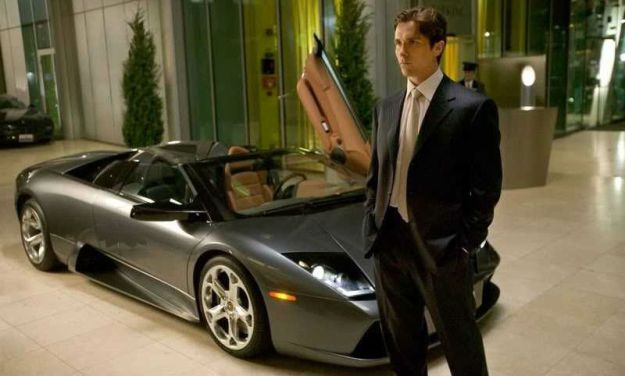 Lamborghini Murciélago Roadster  | The 6 Best Supercars In Movies | Brain Berries