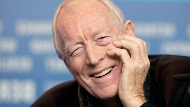 Max von Sydow | 9 Actors and Actresses Over 80 Who Are Still Fantastic | Brain Berries