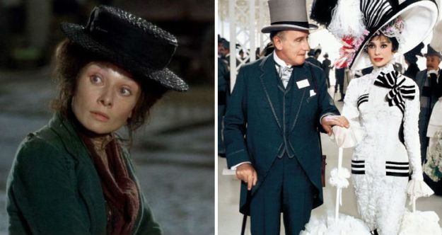 My Fair Lady | The Best Ugly Duckling Transformations In Movies | Brain Berries