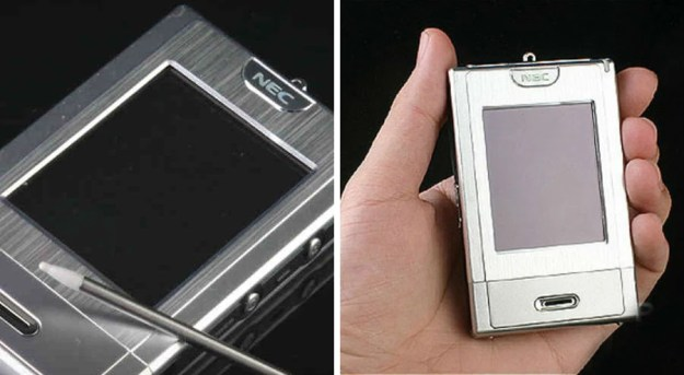 NEC N930 | Top 10 Tiniest Phones Ever Made | BrainBerries
