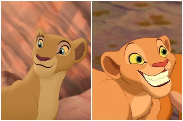 Nala, The Lion King | 10 Characters That Should Be Official Disney Princesses | Brain Berries