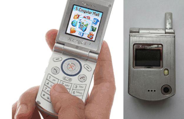 Pantech C300 | Top 10 Tiniest Phones Ever Made | BrainBerries