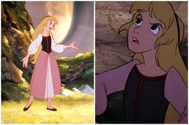 Princess Eilonwy, The Black Cauldron | 10 Characters That Should Be Official Disney Princesses | Brain Berries