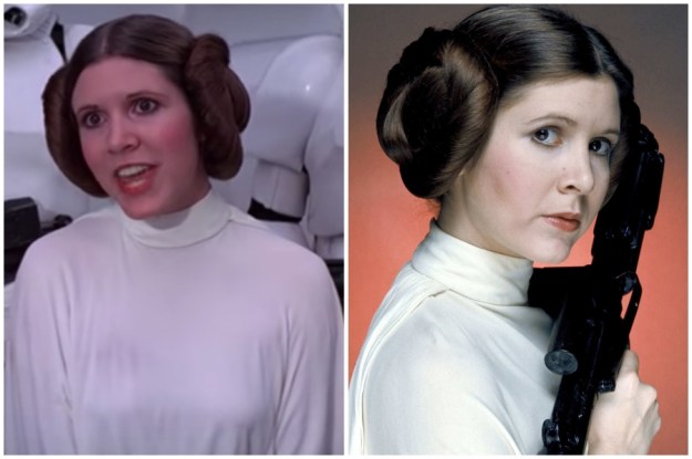 Princess Leia, Star Wars | 10 Characters That Should Be Official Disney Princesses | Brain Berries