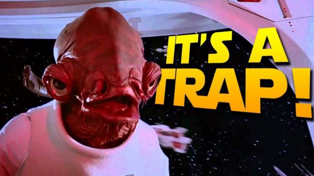 It's a trap! | How Old Is The First Meme Ever? | Brain Berries
