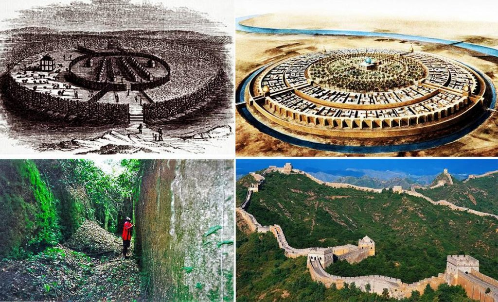 the great wall of china secrets 1