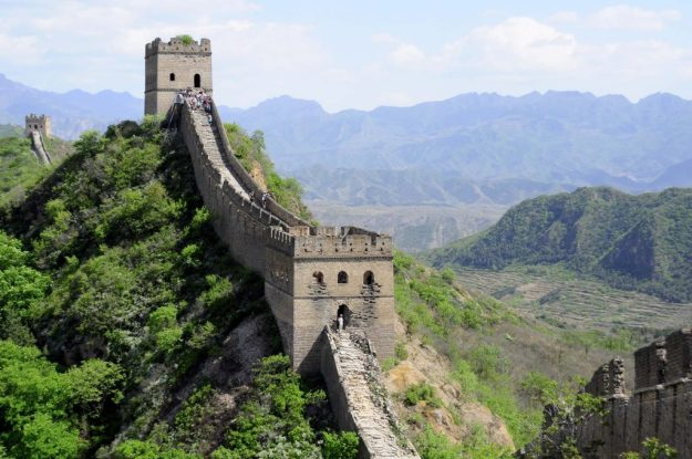 The Wall Was Really Built With Rice | What Secrets Is The Great Wall Of China Hiding? | Brain Berries