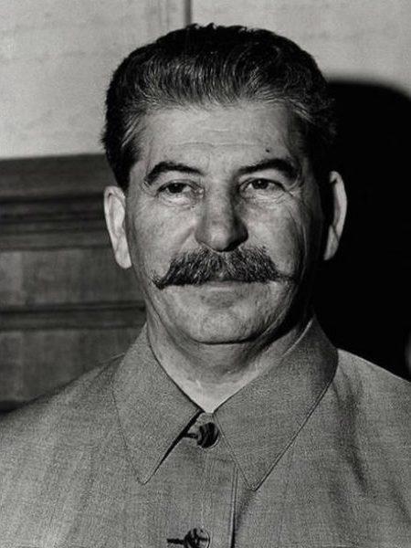 Иосиф Сталин | Знаменитые мужчины, как две капли воды, похожие на своих матерей | Brain Berries