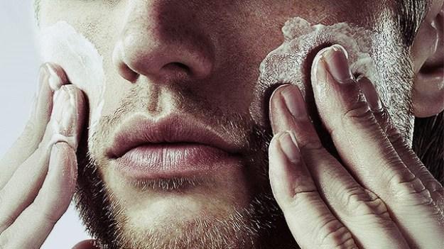 Exfoliate your skin   10 Hacks To Grow A Better Beard   Brain Berries