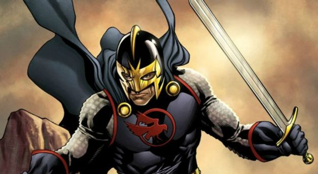 Black Knight | 9 Awesome Marvel Characters Who Need Their Own TV Series | Brain Berries