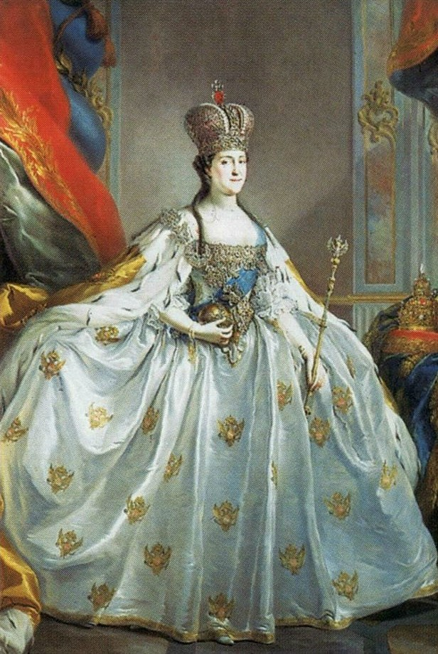 Catherine The Great | 7 Of The Most Famous Queens In History | Brain Berries