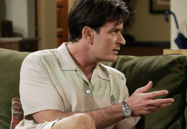 Charlie Harper – Two and a Half Men | 8 of the Greatest Sitcom Characters Of All Time | Brain Berries