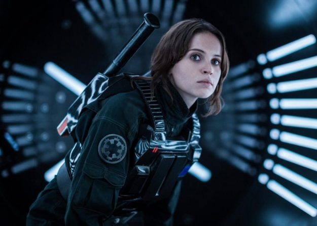 """Jyn Erso and Other Rebels – """"Rogue One: A Star Wars Story"""" (2016)   7 Most Awe-Inspiring Heroic Deaths in Movies   Brain Berries"""