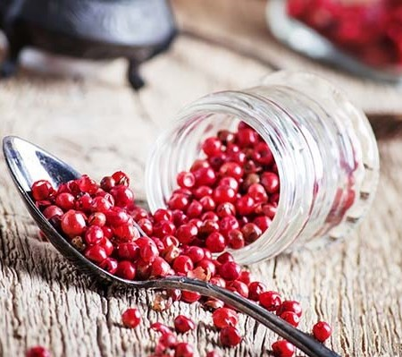 Pink Peppercorn | Top 7 Most Expensive Spices | Brain Berries
