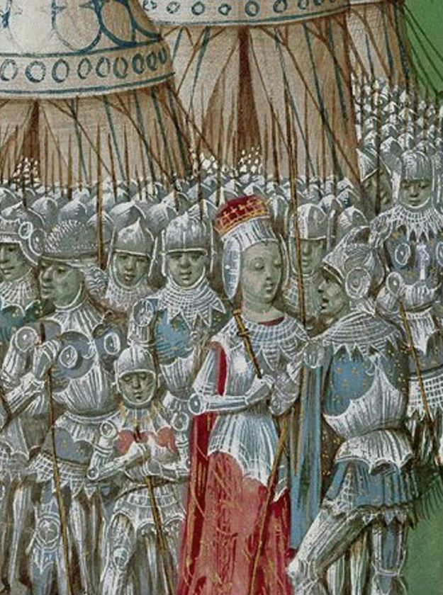 Roger De Mortimer | 10 Awesome Medieval Knights You've Never Heard Of | Brain Berries