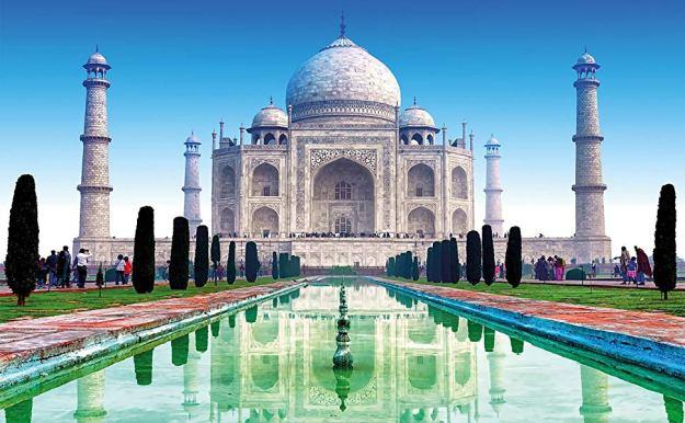 Taj Mahal, India   12 Most Iconic Photography Locations   Brain Berries
