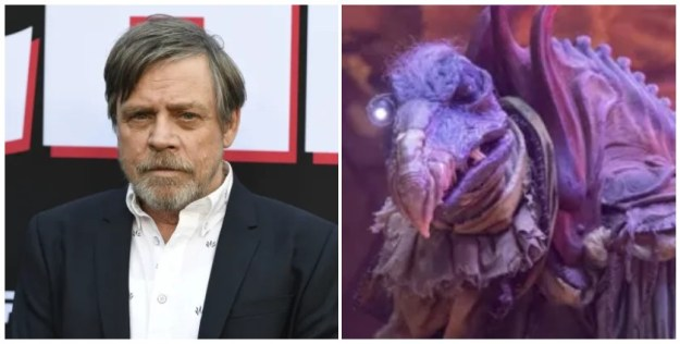 """The Scientist – Mark Hamill 