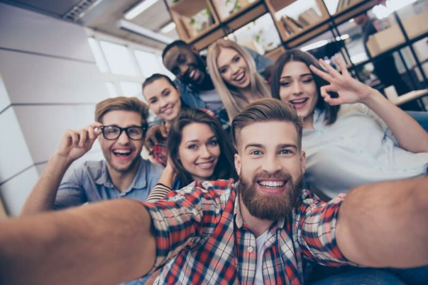 Being in a Group | 6 Surprising Things That Might Make You More Attractive
