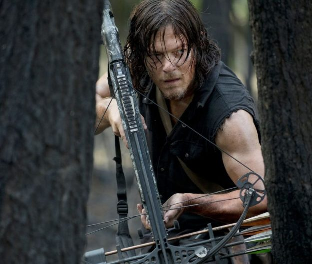 Daryl – The Walking Dead | 8 TV Supporting Characters Who Became Everybody's Favorite  | Brain Berries