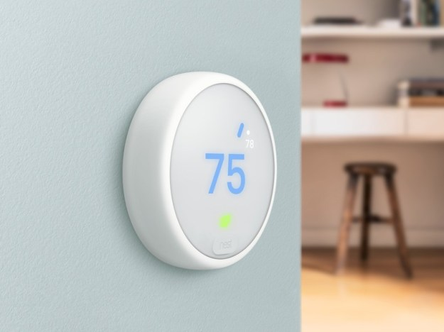 Nest Learning Thermostat E  | 6 Best Smart Home Devices Money Can Buy | Brain Berries